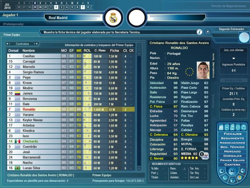 Primer Equipo - Cristiano Ronaldo
